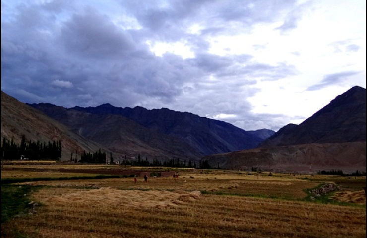 On the Way to Leh