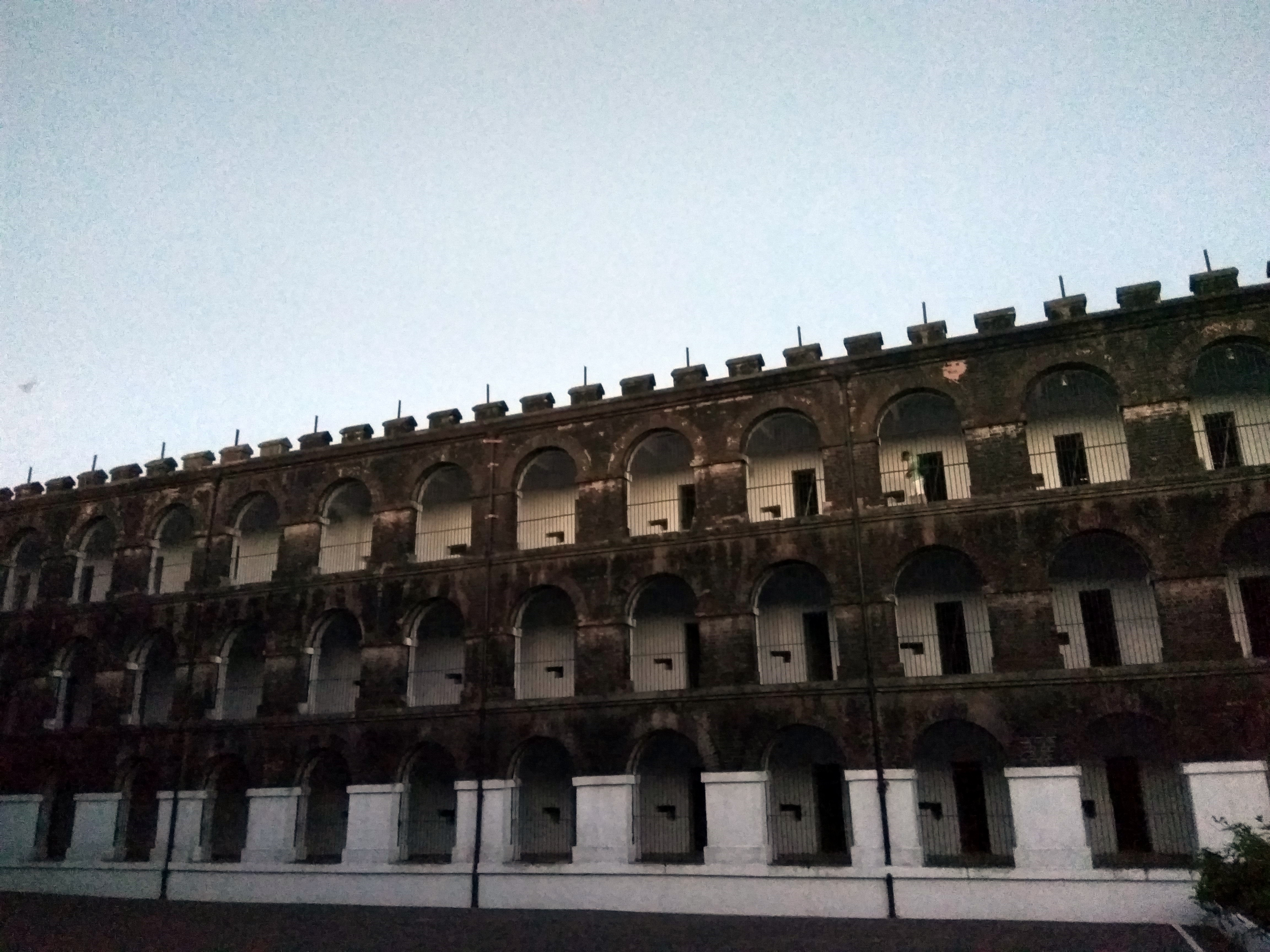 Cellular Jail : An Inside Peak