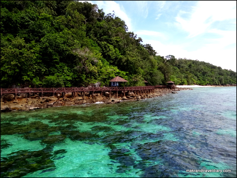 Langkawi Islands Cruise Tour To Pulau Payar National Park Makrand Travel Diary